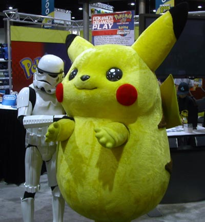 stormtrooper and pikachu